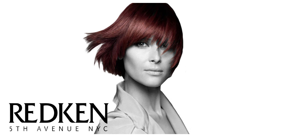 Redken | woman with red hair color